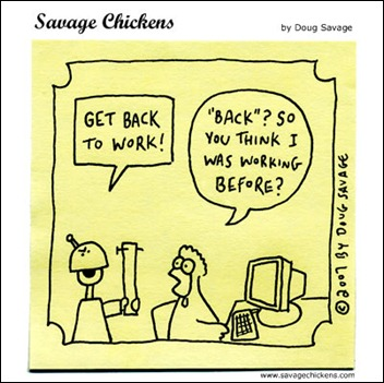 chickenback